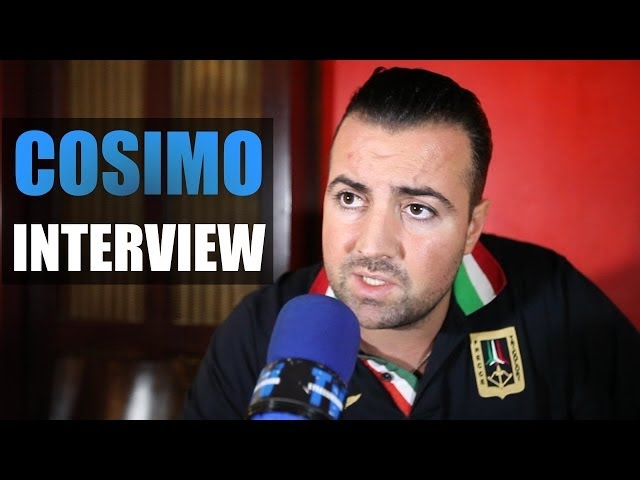 COSIMO INTERVIEW: BUSHIDO, KAY ONE, SIDO, DISS, DSDS, BIG BROTHER, ARAFAT, SHINDY, MENDERES, BOHLEN
