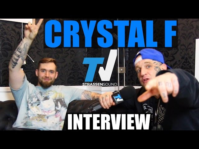 CRYSTAL F Interview: Ruffiction, Harte Texte, Horrorcore, Fitness, Basstard, Eminem, Boykott, Bogy