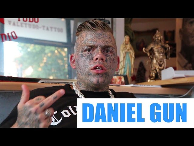 DANIEL GUN FAN-FRAGEN: Straight Edge, Vegan, Tattoo, Fler, Kollegah, CCN, G-Hot, 187 Strassenbande
