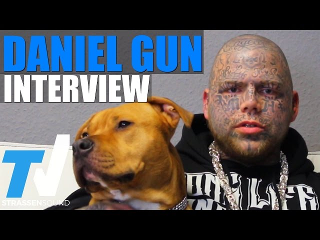 DANIEL GUN Interview: Reckless, Tattoo Studio, Kianush, Punch Arogunz, Vegan, Straight Edge, Hund