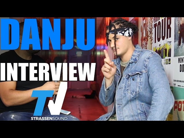 DANJU Interview: Cro, Fler, Shindy, Bushido, Stuttgart, Tour, Kaas, Film, Bibis Beauty Palace, Mauli
