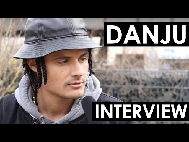 DANJU Interview - Studiobrand, Fler als Nachbar, Weed, Chimperator