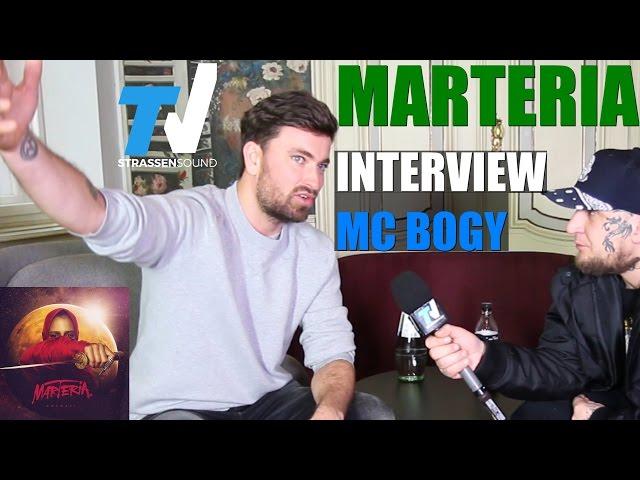 Das beste MARTERIA Interview: MC Bogy, Roswell, HansaRostock, Orgi, Angeln, DDR, Model, Lichtenhagen