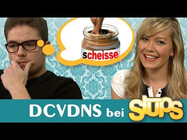 DCVDNS über Scheiße im Nutella-Glas und den BuViSoCo 2013 - Stups