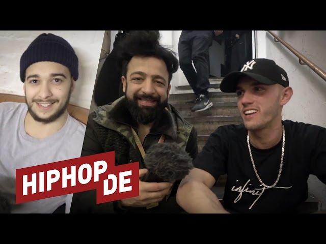 Deutschraps Zukunft? Hinter den Kulissen vom #Raptags2016-Finale #waslos