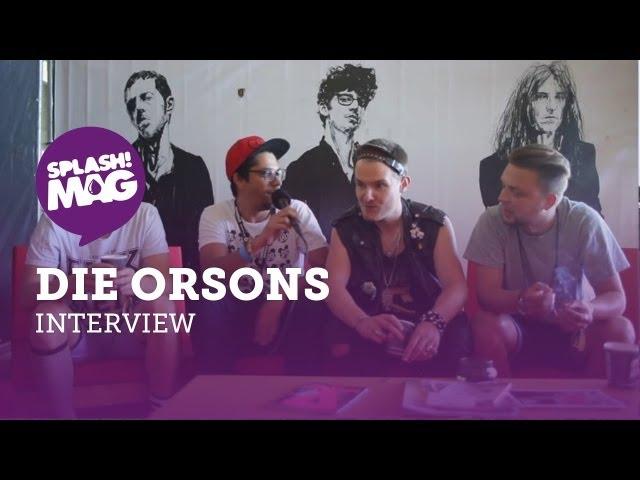 Die Orsons über ihr Christenrap-Projekt, ihre Studioarbeit und Barteks neuen Namen (splash! Mag TV)