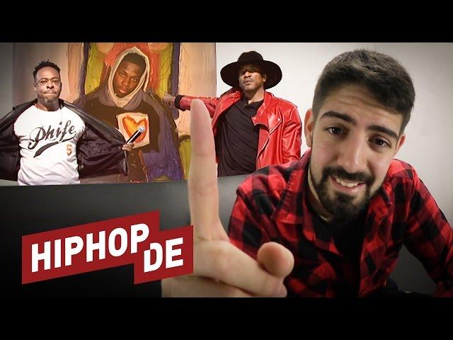 Echte Rap-Legenden machen das Comeback des Jahres! – On Point