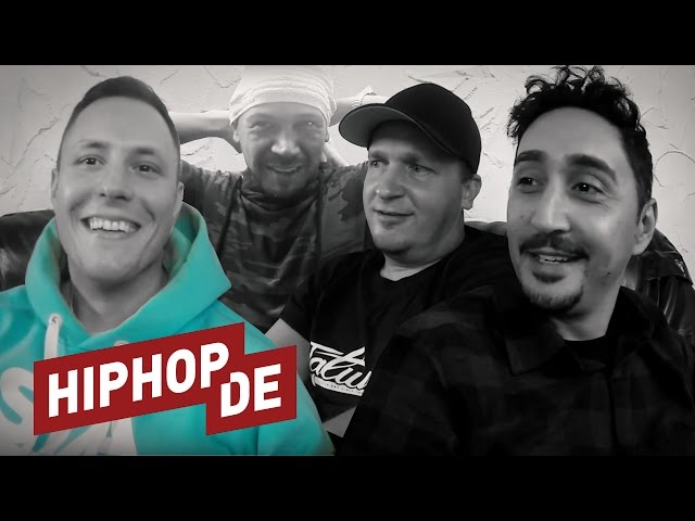 Eko Fresh, Pillath, Tatwaffe & Co.: Weniger Cola, mehr Marmelade! – Backstage