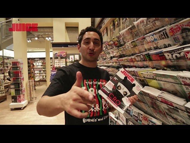 Eko Fresh - 1000 Bars/Wie kaufe ich eine JUICE? [JUICE TV Interview]