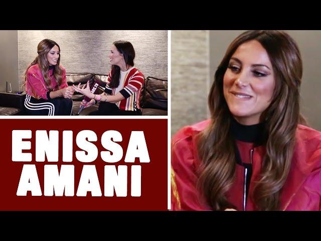 Enissa Amani über ihren Bezug zu Rap, Xatar, Frauen in einer Männerdomäne u.v.m. (16BARS.TV)