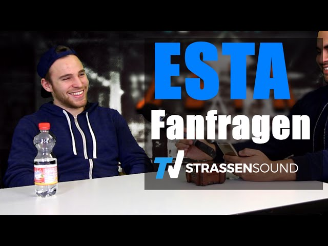EstA Fanfragen: BestA, Shindy, MoTrip, Genetikk, Frankreich, JBB, VBT, Punch, Stefan Raab, SSIO, 187