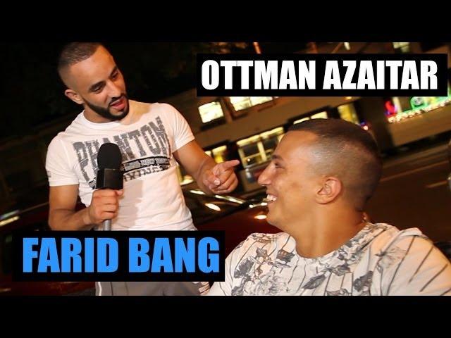 OTTMAN AZAITAR & FARID BANG über MMA, Kampfsport, Rap, Karriere, Beintraining, Omar, Abu, KC Rebell
