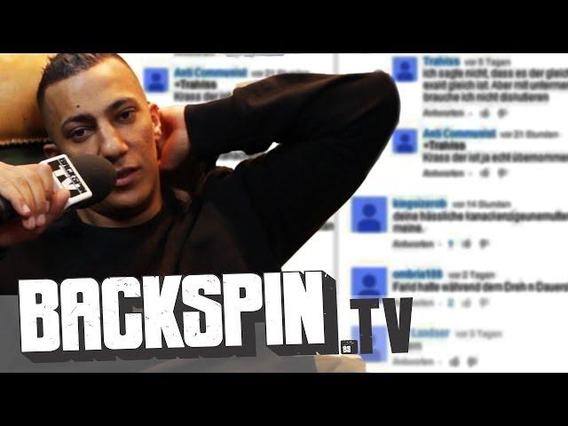 Farid Bang kommentiert Youtube-Kommentare | BACKSPIN Fanpost