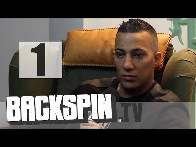Farid Bang über seine Diskographie und Beef-Geschichten  | BACKSPIN TV (Interview Part 1/8)