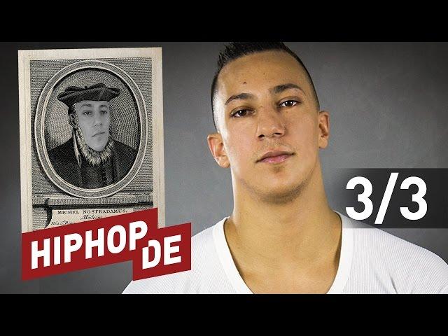 Rap-Nostradamus: Farid Bang sagt die Zukunft voraus (Interview) - Toxik trifft
