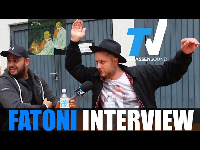 FATONI Interview: Chefket Beef, Simpsons, Lampedusa, Boateng, Yo Picasso, Edgar Wasser, München