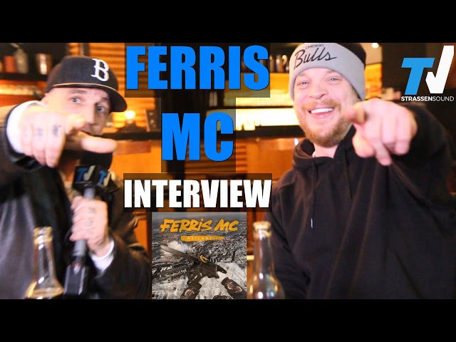 FERRIS MC Interview: Asilant, MC Bogy, Deichkind, Hamburg, 187, Berlin, Beef, Beginner, Bremen, Gras