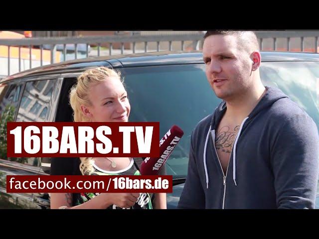 Interview: Fler über seinen Range Rover, Bushido, Hipster Hass uvm. (16BARS.TV)