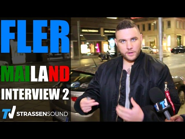FLER MAILAND INTERVIEW #2: Mode, Bushido, MoTrip, Money Boy, Kollegah, Shindy, Marteria, KIZ