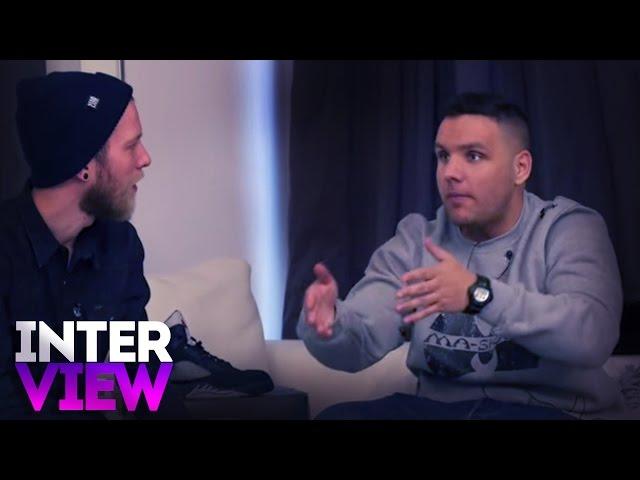 Hipster, Jordans und Marty McFly - Fler im Interview