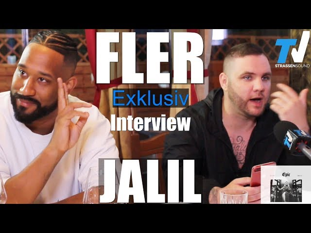 FLER X JALIL EXKLUSIV INTERVIEW - Realtalk mit Davud TV Strassensound