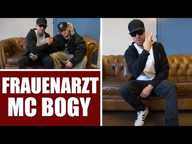Frauenarzt & MC Bogy über erstes BC Tape, Bushido, Indizierung, Kool Savas u.v.m. (16BARS.TV)