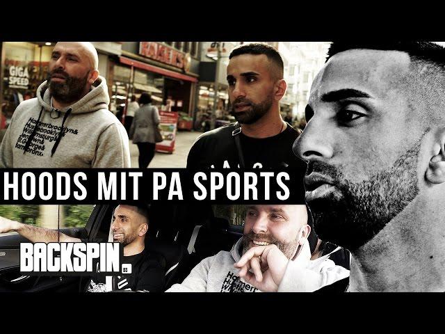 PA Sports: Sein Leben zwischen Familie, Rap, Business und Knast   BACKSPIN HOODS #27