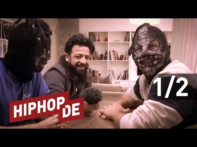Genetikk: Shindy, Kollegah, Gerüchte, Kritik am Cover, Selfmade Rec., Charts uvm (Interview) #waslos
