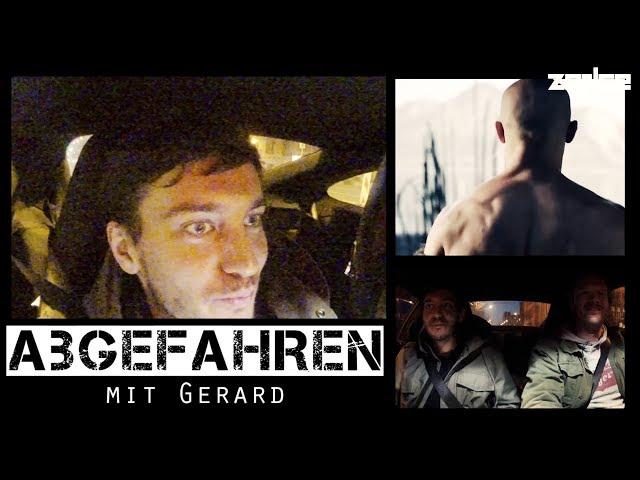 ABGEFAHREN mit GERARD (zqnce)