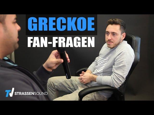 GRECKOE Fan Fragen: Freestyle, Shindy Feature, Fler, Alitiz, Hirntot, Jaysus, Grüne Medizin, Geld