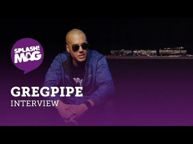 Interview: Gregpipe über deutschen Battlerap und kommende Projekte (splash! Mag TV)