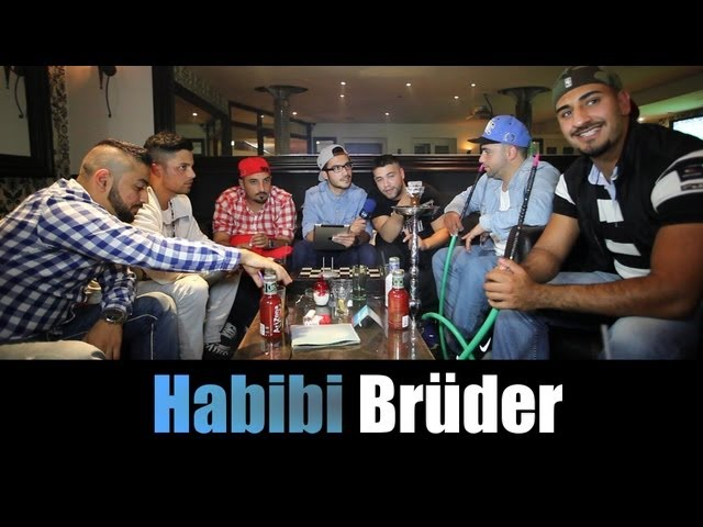 HABIBI BRÜDER INTERVIEW über SPONGEBOZZ, BUSHIDO, SHINDY, AGGRO.TV, EKO FRESH, WAEL27, SEYO, Y-TITTY