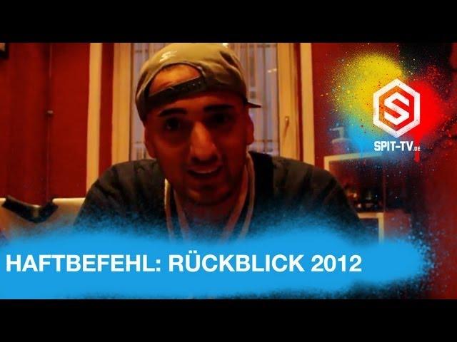 Haftbefehl über seine Lieblingsalben 2012, Silvesterparty, 2013 uvm. (Spit-TV.de Exklusiv)