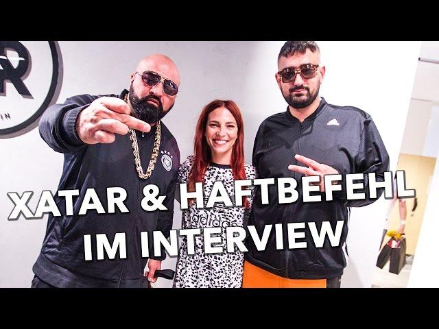 Haftbefehl & Xatar über Yung Hurn, KC Rebell, Xavier, ISIS, Böhmermann & Farid (16BARS.TV)