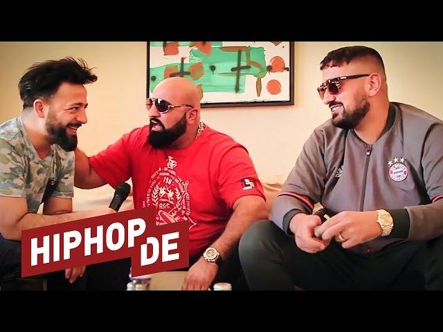 Klartext! Haftbefehl & Xatar über Bushido, Farid Bang, KC Rebell, Beef uvm. (Interview) #waslos