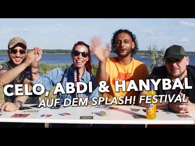 Haramstufe Rot: Hanybal verrät neuen Albumtitel #splash19 (16BARS.TV)