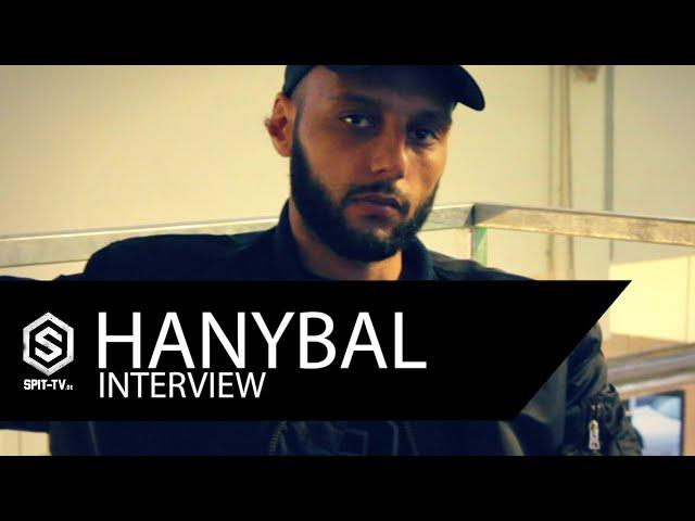 Hanybal über seinen Flow, Entstehung seiner Songs, Alltag, Selbstjustiz uvm.