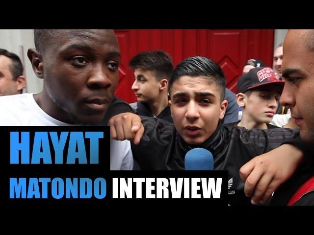HAYAT & MATONDO INTERVIEW: BERLIN KREUZBERG 1.MAI, EKO, DOUBLETIME, SERC, TEMPELHOF