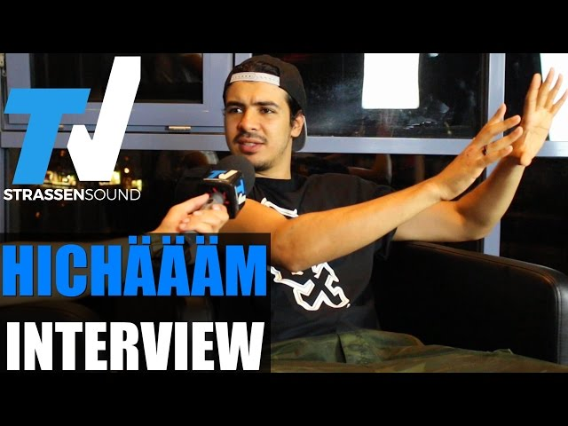 HICHÄÄÄM Interview: 4Friends, Farid Bang, ApoRed, Fake Pranks, Fast & Furious, Sido, Banger, Youtube