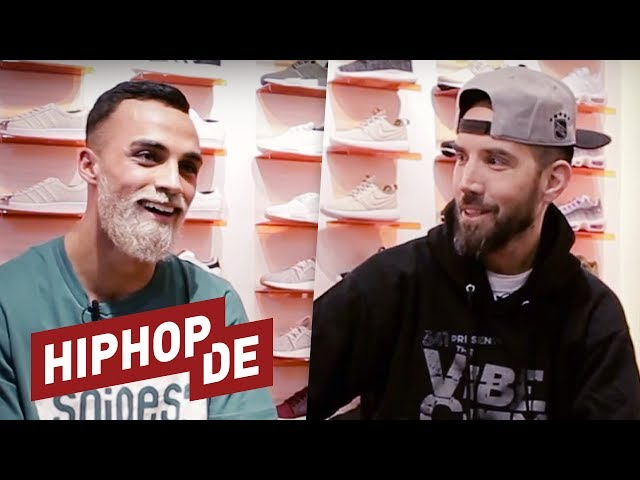 Hiphop World Champion Majid Kessab im Talk mit Justin Timberlakes Choreograf Marty Kudelka