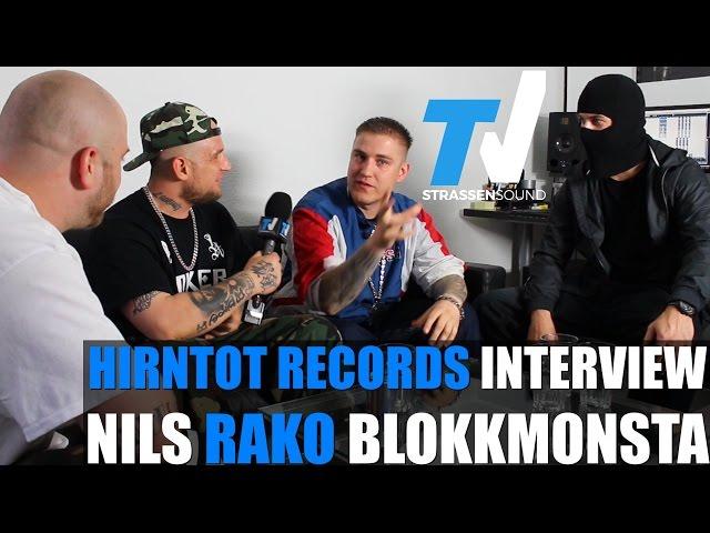 HIRNTOT RECORDS Interview: Erste Tour, Blokkmonsta, Rako, Nils Davis, Berlin, Geschichte, Charts