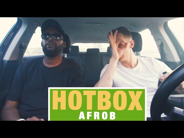 Hotbox mit Afrob & Marvin Game (16BARS.TV)