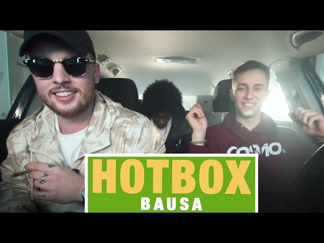 Hotbox mit Bausa & Marvin Game (16BARS.TV)