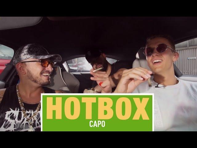 Hotbox mit Capo, Azzi Memo und Marvin Game | 16BARS.TV