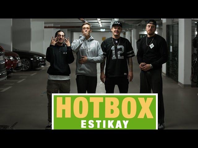 Hotbox mit Estikay (16BARS.TV)