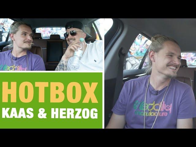 Hotbox mit KAAS & Herzog (16BARS.TV)