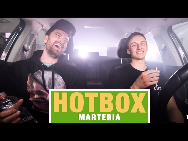 Hotbox mit Marteria & Marvin Game | 16BARS.TV