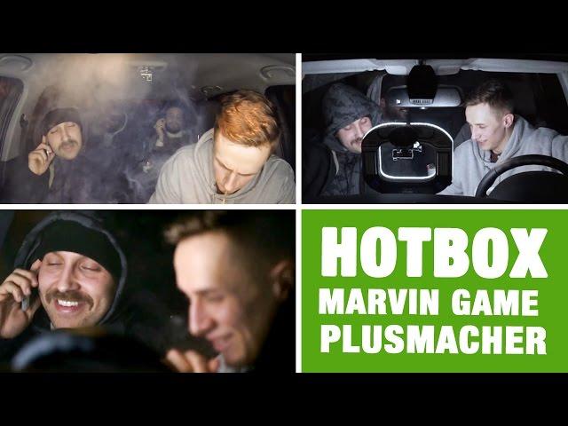 Hotbox mit Marvin Game und dem Plusmacher (16BARS.TV)