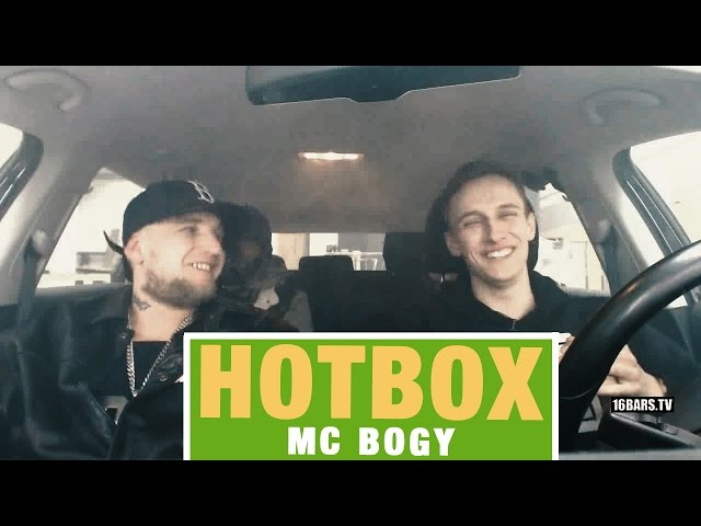 Hotbox mit MC Bogy, Marvin Game & Gazi 030 | 4/20-Special-Livestream #1 | 16BARS.TV