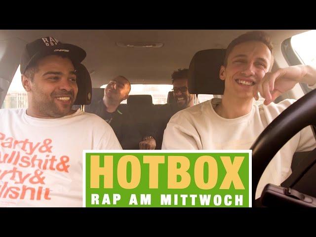 Hotbox mit Tierstar, Fresh Polakke & SSYNIC // RAP AM MITTWOCH (16BARS.TV)